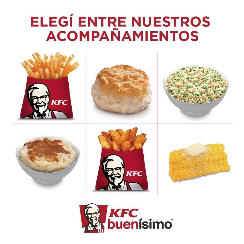 KFC, Lindora | Viva el Menú
