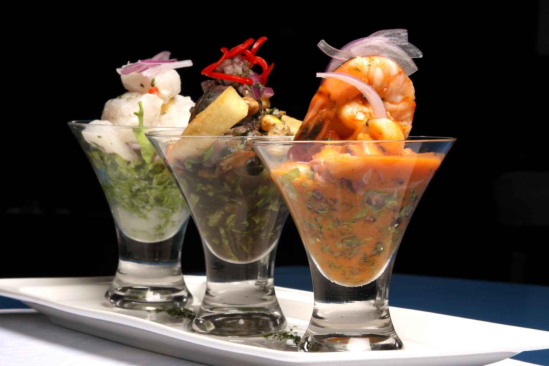 Gastronom a peruana viva el men for Cocina peruana de vanguardia