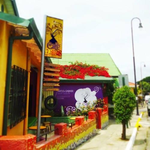 Cafe De Los Deseos San Jose